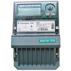 Счетчик Меркурий 230 ART-03 (CN или RN) (3ф, ЖКИ, многотариф, в щиток) Ц030937