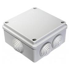 Коробка распределительная 40-0300 для о/п безгалогенная (HF) 100х100х50 (60шт/кор) Промрукав 40-0300