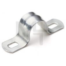 Скоба металл. двухлапковая СМД 38-40 (50шт) (Fortisflex) 49184