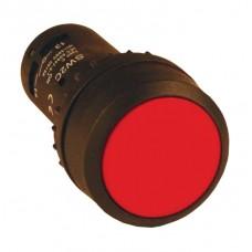 Кнопка SW2C-11 возвратная красная NO+NC EKF PROxima sw2c-11s-r