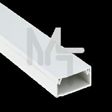 Канал кабельный (40х25) (24м.) Plast EKF PROxima kk-40-25