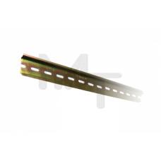 DIN-рейка перфорированная   (100мм.) EKF PROxima adr-10
