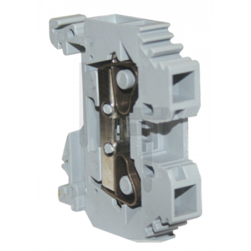 Колодка клеммная самозажимная  JXB-S-4 32А серая EKF PROxima plc-jxb-s-4g