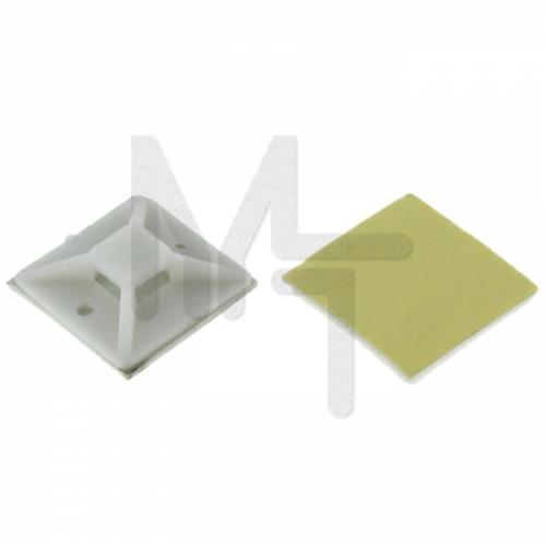 Площадка самоклеящаяся (30х30мм.) (100шт.) EKF PROxima plc-30x30