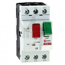 Автомат пуска двигателя АПД-32 1,0-1,6А EKF PROxima apd2-1.0-1.6