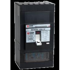 Выключатель автоматический ВА-99  400/400А 3P 35кА EKF PROxima mccb99-400-400