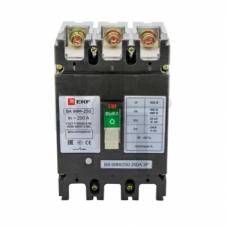 Выключатель автоматический ВА-99М  250/200А 3P 35кА EKF PROxima mccb99-250-200m