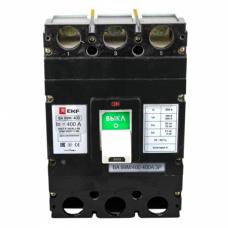Выключатель автоматический ВА-99М  400/400А 3P 42кА EKF PROxima mccb99-400-400m
