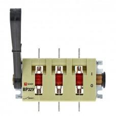 Выключатель-разъединитель ВР32У-31B31250 100А 1 направ. с д/г камерами съемная левая/правая рукоятка MAXima EKF PROxima uvr32-31b31250
