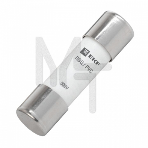 Плавкая вставка цилиндрическая ПВЦ (10х38) 16А EKF PROxima pvc-10x38-16