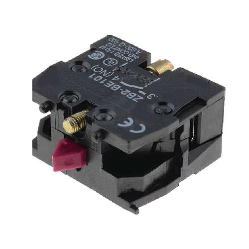 Контакт дополнительный ZB2-BE101 1НО для XB2 (100шт/упак) ЭНЕРГИЯ Е0902-0001