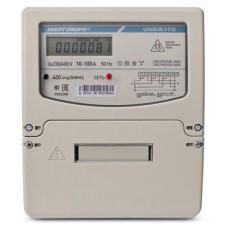 Счетчик Энергомера ЦЭ6803В 1 230В 5-60А 3ф.4пр. М7 Р32 (3ф, мех, на DIN + щиток) 101003001011073