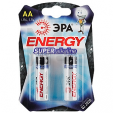 Батарейки ЭРА LR6-2BL АА 2шт/уп C0038452