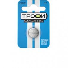 Батарейки Трофи CR1220-1BL 1шт/бл Б0003643