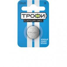 Батарейки Трофи CR1620-1BL 1шт/бл Б0003646