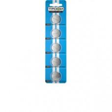 Батарейки Трофи CR2025-5BL 5шт/бл C0032184