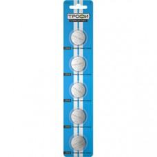 Батарейки Трофи CR2450-5BL 5шт/бл C0034062