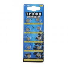 Батарейки Трофи G3 (392) LR736, LR41 NEW 10шт/бл C0035065