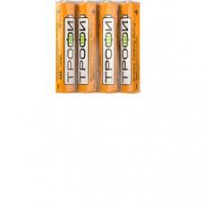 Батарейки Трофи R03  ААА NEW S4 60шт/уп C0033711