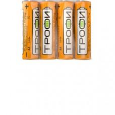 Батарейки Трофи R6  NEW S4 60шт/уп C0033715