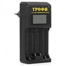 Зарядное устройство ТРОФИ TR-803 LCD скоростное (6/24/720) C0031281