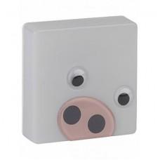 ЭРА ночник NN-631-LS-P розовый Б0015242