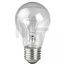 Лампа ЭРА А55/А50-40-230-E27-CL C0039807