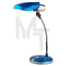 NE-301-E27-15W-BU ЭРА наст.светильник синий C0044900