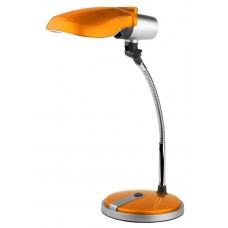 NE-301-E27-15W-OR ЭРА наст.светильник оранжевый C0044899