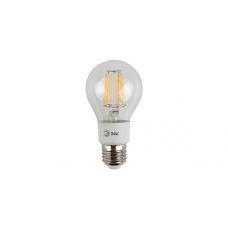 Лампа светодиодная ЭРА F-LED А60-7w-827-E27 Б0043432