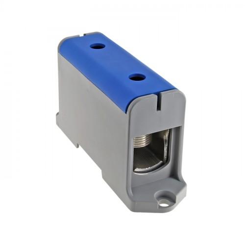 Клемма силовая вводная КСВ 35-240 синяя EKF PROxima plc-kvs-35-240-blue
