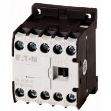 DILEM12-10(230V50Hz) Миниконтактор 12А, управляющее напряжение 230В (AC), 1НO доп. контакт, категория применения AC-3, АС4 127075