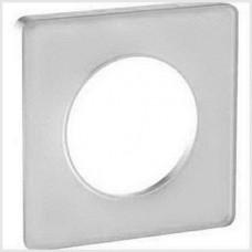Odace Прозрачный Белый/Белый Рамка 1-я Schnaider S52P802R