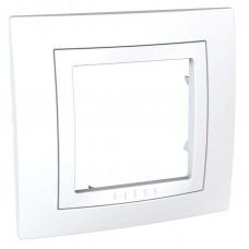 SE Unica Бел Рамка 1-ая MGU2.002.18