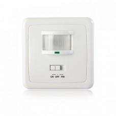 Датчик движения ДД 035 белый, макс. нагрузка 500Вт, угол обзора 140град., дальность 12м, IP20, ИЭК LDD12-035-500-001