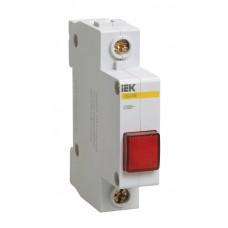 Сигнальная лампа ЛС-47М (красная) (матрица) ИЭК MLS20-230-K04