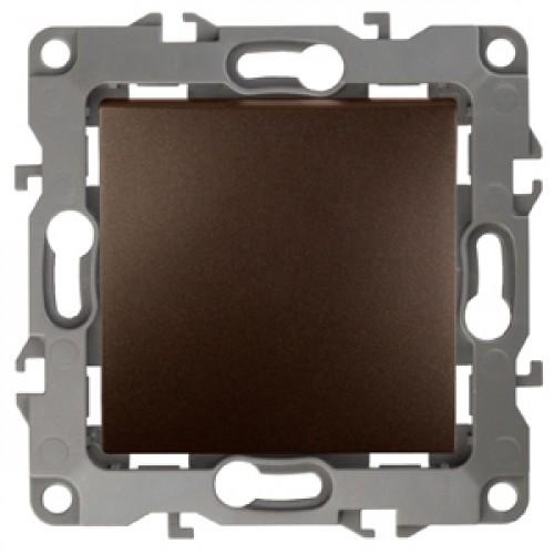 12-1101-13  ЭРА Выключатель, 10АХ-250В, Эра12, бронза Б0019277