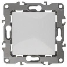 12-1103-01 ЭРА Переключатель, 10АХ-250В, Эра12, белый Б0014639