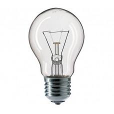 Лампа накаливания A55 шар прозр. 40Вт E27 IEK LN-A55-40-E27-CL