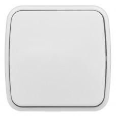 Минск Выключатель 1-клавишный ОП 10А белый  EKF Basic EGV10-021-10