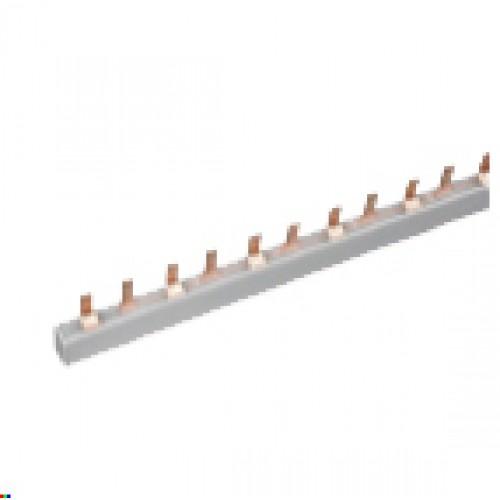 Шина соединительная типа PIN для 3-ф нагр. 100А (36x27мм) EKF PROxima pin-03-100m