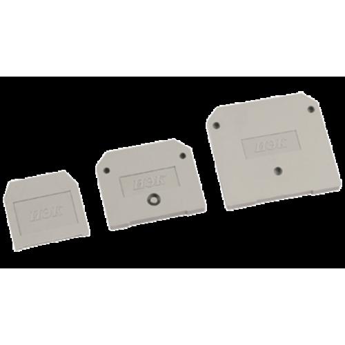 Заглушка для ЗНИ-35мм2 (JXB125A) серый     ИЭК YZN10D-ZGL-035-K03