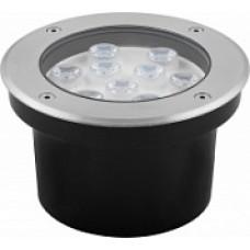 SP4113 Светильник тротуарный,9LED холодный белый,9W,160*H90mm,вн.диаметр:82mm,IP67 32019