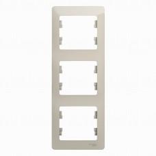 Glossa Молочный Рамка 3-ая, вертикальная GSL000907