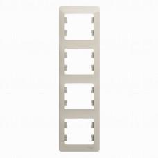Glossa Молочный Рамка 4-ая, вертикальная GSL000908
