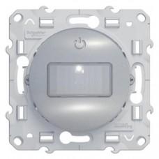 Odace Алюминий Датчик движения 10А (3-проводная схема) S53R525