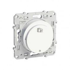 Odace Белый Выключатель карточный S52R283