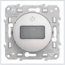 Odace Белый Датчик движения 10А 3-проводн S52R525