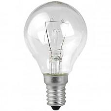 Лампа ЭРА ДШ (А45) 40Вт 230V E14 шарик, прозр. в цветной гофре Б0017700