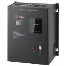 СННТ-10000-Ц ЭРА Стабилизатор напряжения настенный, ц.д., 140-260В/220/В, 10000ВА (20) Б0020172